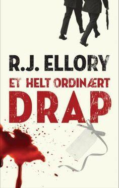 Et helt ordinært drap av R. J. Ellory, pocket utgave kr 149 | Ark