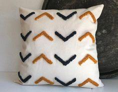 Gold Pillows, Diy Pillows, Linen Pillows, Cotton Pillow, Brown Pillow Covers, Handmade Pillow Covers, Handmade Pillows, Pillow Embroidery, African Mud Cloth
