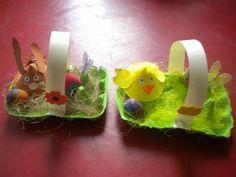 Plein d'idées pour Pâques !