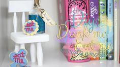 Link para download da etiqueta Drink me em PDF: http://www.poaeglitter.com/?p=7789 Para participar do sorteio, vá em meu Instagram: @gabigrativol Post blog: ...