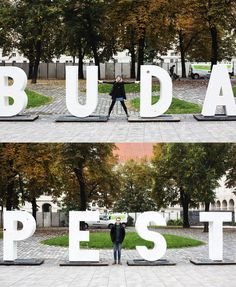 budapest in letters | the lovely drawer