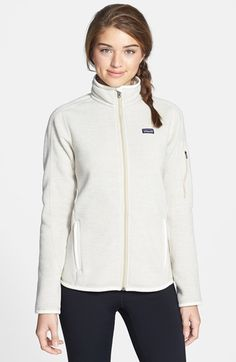 Free shipping and returns on Patagonia 'Better Sweater' Jacket at Nordstrom.com. High-performance jacket combines a sweater-knit outer face with a moisture-wicking fleece interior for unbeatable lightweight warmth.