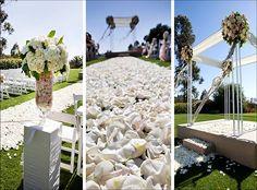 colunas para decoração de casamento - Pesquisa Google