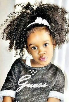 Stop it! Look at this cute lil mama!  www.talktresses.com