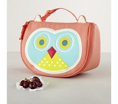 Kids Lunch Bags: Astor Owl Lunch Bag