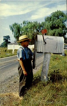 The Penna. Dutch Country Amish