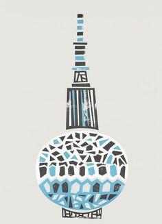 Berlin TV Tower Leinwandbild Jetzt bestellen unter: https://moebel.ladendirekt.de/wohnzimmer/tv-hifi-moebel/tv-waende/?uid=359c2391-cebf-5c10-9e6a-f1c173e8281a&utm_source=pinterest&utm_medium=pin&utm_campaign=boards #architecture|nursery|travel #city #tvwaende #wohnzimmer #tvhifimoebel Bild Quelle: www.juniqe.de