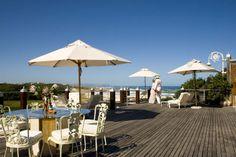Perfection and love at KENNEDYS BEACH VILLA! Beach Villa, Beach House, Patio, Luxury, Outdoor Decor, Home Decor, Beach Homes, Decoration Home, Terrace