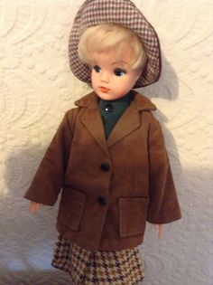 SINDY Viintage doll in Country Walk Outfit with her Dog in Dolls & Bears, Dolls, Clothing & Accessories, Fashion, Character, Play Dolls   eBay!