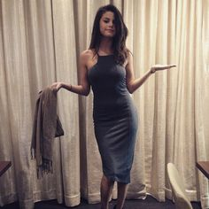 I love Selena in this dress