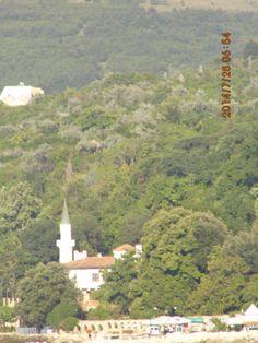 Castelul reginei Maria Balcic BG iulie 2014