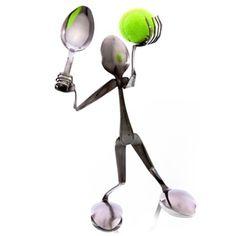 Tennis Spoon Man