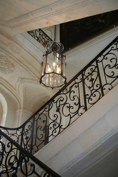 rampe escalier en fer forge artisanat maroc fer forg pinterest art. Black Bedroom Furniture Sets. Home Design Ideas