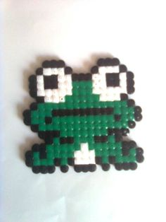 frog perler - Google Search