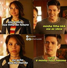 Marvel Dc, Flash Tv Series, Snowbarry, Marvel Jokes, Supergirl And Flash, Clash Royale, Entertainment Weekly, In The Flesh, Te Amo