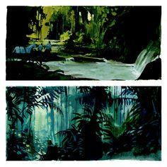 jungle study