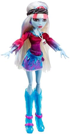 Monster High Music Festival Abbey Bominable Doll #MonsterHigh #Dolls
