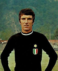 Dino Zoff, Italy, September 1972. Dino Zoff is the oldest football goalkeeper winner ever of the FIFA World Cup, which he earned as captain of the Italian team in the 1982 tournament in Spain, at the age of 40 years.