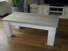 Vinyl Steigerhout Look : Best steigerhout salontafels images log