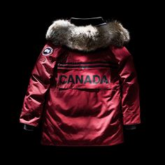 For our 60th anniversary & Canada's 150th, we designed a limited-edition jacket in recognition of the Canadian spirit   #canadagoose #fashion #fw17