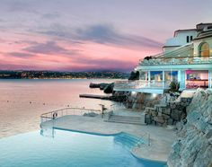 I intend to stay at Hotel du Cap Eden-Roc in the south of France before I die.