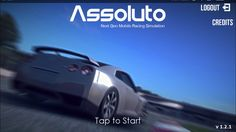 Assoluto Racing Splashscreen