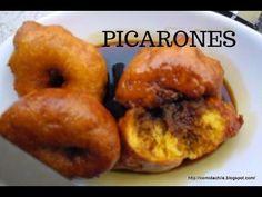 .COCINA CHILENA: PICARONES