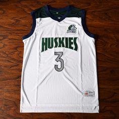 aecb9a190e4f8d MM MASMIG Liangelo Ball  3 Chino Hügeln High School Basketball Jersey  Genäht Weiß