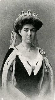 The Connaught tiara was a gift from Margaret's parents, the Duke and Duchess of Connaught, though she didn't get to wear it very long, dying at the tender age of 38.
