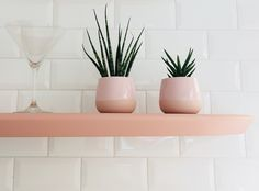 Floating Shelves, Diana, Planter Pots, Home Decor, Ad Home, Deco, Decoration Home, Room Decor, Wall Shelves