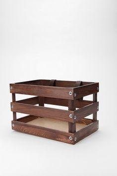 UrbanOutfitters.com > Classic Crate Wood Bike Basket