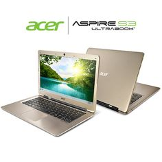B0085H655O_image_1 Acer Aspire Ultrabook -- the screen is small, but the lightness with all that power appeals to me & Acer is the brand I had at my last job which worked great.