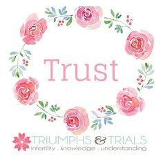 Have you all had a chance to read our latest article? I chose the word trust for my word to focus on this year. Let us know below what you plan on choosing! #onelittleword #resolutions #newyear #ttc #ttccommunity #infertility #adoption #ivf #iui
