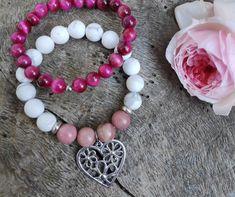 Náramky z korálků Beaded Necklace, Beaded Bracelets, Diamonds, Jewelry, Bangle Bracelets, Beaded Collar, Jewlery, Pearl Necklace, Jewerly