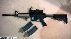 ARMSLIST - For Sale: G&G gr15 Airsoft carbine w/accessories