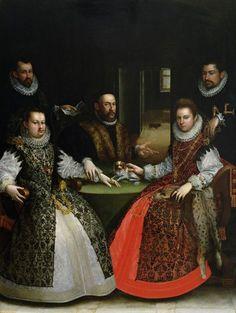 Lavinia Fontana, The Gozzadini family, 1584, Bologna, Pinacoteca Nazionale