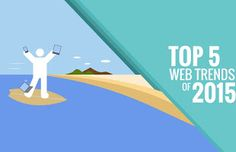 9 Graphic Design Trends for 2015 - #infographic