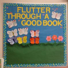 Independent reading bulletin board!