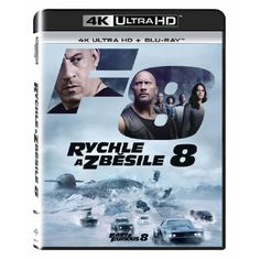 Product Title: Fast & Furious 8 Ultra HD + Blu-ray) (Hong Kong Version) Also known as: Fast and Furious 8 / The Fate of the Furious Artist Name(s): Vin Diesel (Actor) Fate Of The Furious, Fast And Furious, The Rock Actor, Luke Evans Actor, Scott Eastwood, Ludacris, Dwayne The Rock, Michelle Rodriguez, Packaging