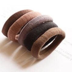 Hair Tie Multicolor (Set of 5) - One Size