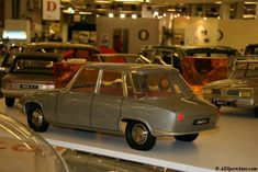 OG | 1965 Renault 16 - Project 115 | Scale model from 1963