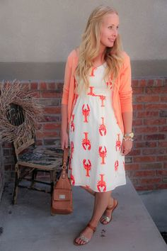 Cause who doesn't want a lobster dress