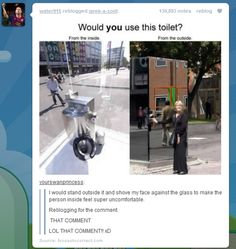 Oh my gosh... I would DIE. xD