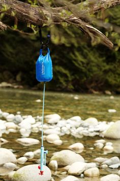 The LifeStraw High Volume Water Purifier is perfect for large groups. Use it to convert water from streams, rivers, and ponds to fresh, safe drinking water. Take it with you when you travel internatio