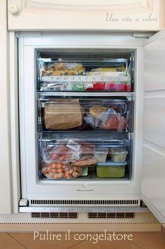 pulire-congelatore