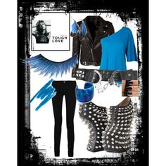 Tough Love, created by cassiecclayton on Polyvore