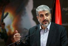 """زيارة """"مشعل"""" ووفد من حركة حماس لجنوب أفريقيا يثير غضب إسرائيل"""