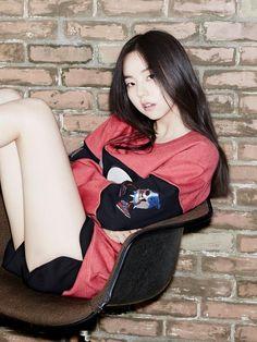 leggy little Ahn Sohee Wonder Girl Kpop, Sohee Wonder Girl, Kpop Girl Groups, Korean Girl Groups, Kpop Girls, Korean Celebrities, Celebs, Asian Woman, Asian Girl