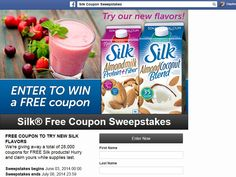 Silk U.S. New Almond Sweepstakes