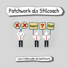 Patchwork als Stilcoach: http://www.rindlerwahn.de/4-patchwork-als-stilcoach/ #schreibstil #autorenprogramm